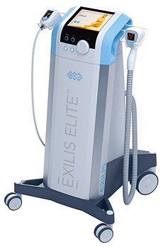 New Exilis Elite device